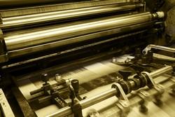 asbestos claim print work